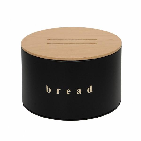 Ψωμιέρα Κουζίνας με Ξύλινο Καπάκι - Printezis - 14-09-2518-403 ειδη οικ  χρησησ είδη οικ  εξοπλισμού