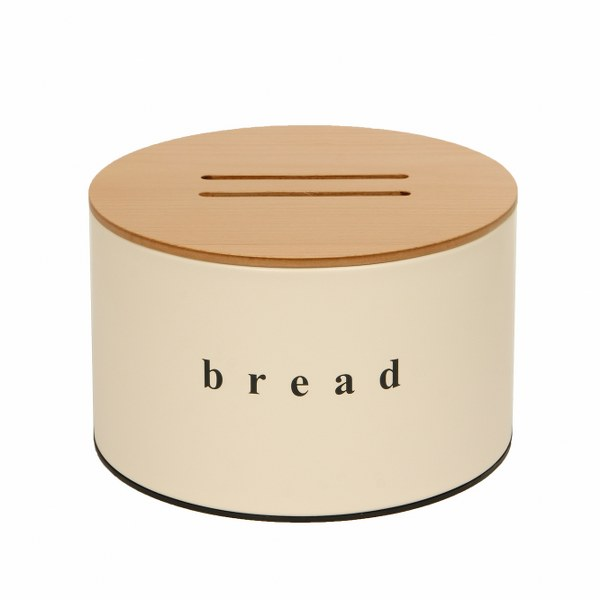 Ψωμιέρα Κουζίνας με Ξύλινο Καπάκι – Printezis – 14-09-2518-703