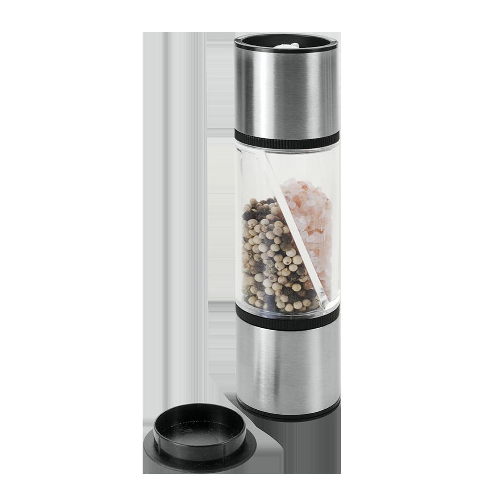 Μύλος Πιπεριού Διπλός Metaltex - METALTEX - 252808 κουζινα εργαλεία κουζίνας