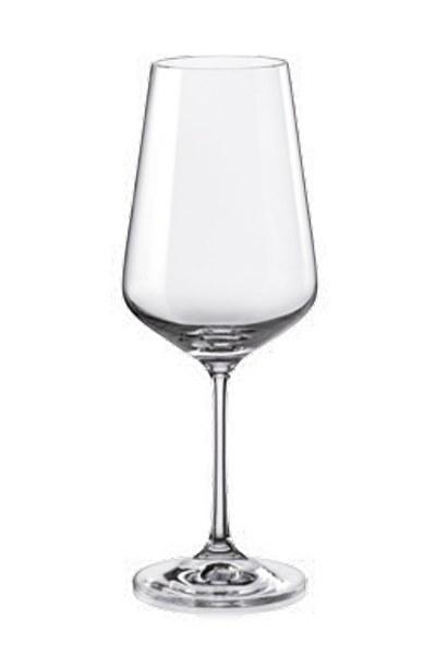 Σετ 6τμχ Ποτήρι Τσεχίας Sandra 450ml - AB - 6-sandra-450ml κουζινα ποτήρια