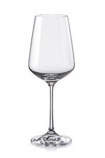 Σετ 6τμχ Ποτήρι Τσεχίας Sandra 250ml - AB - 6-sandra-250ml κουζινα ποτήρια