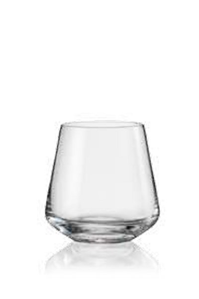 Σετ 6τμχ Ποτήρι Τσεχίας Sandra 290ml - AB - 6-sandra-290ml κουζινα ποτήρια