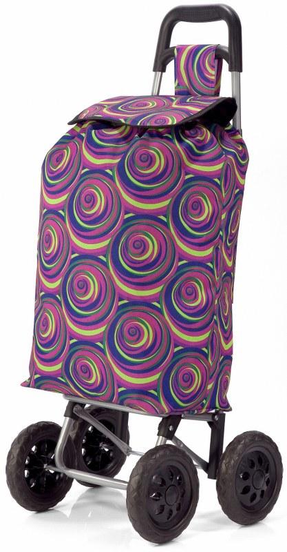 Καρότσι Λαϊκής Μωβ benzi 5050 – benzi – bz-5050-purple