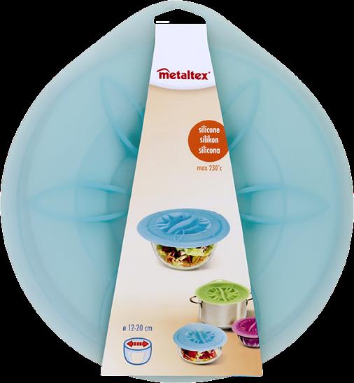 Καπάκι Φαγητού Σιλικόνης Metaltex – METALTEX – 16-235174