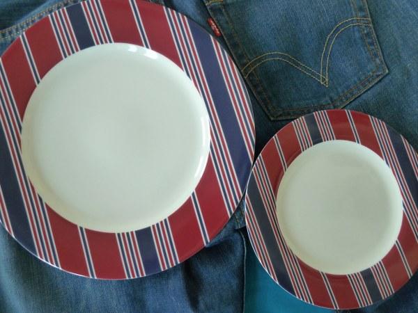 Σερβίτσιο Πορσελάνης 20 Τεμαχίων - AB - 6-722-20 κουζινα πιάτα   σερβίτσια