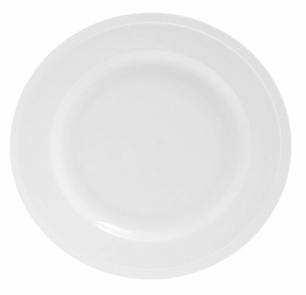 Πιάτο Πορσελάνης Ρηχό Edge Rim S&P - Salt & Pepper - BAM42163 κουζινα πιάτα   σερβίτσια