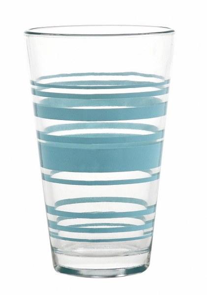 Ποτήρι Νερού Γυάλινο Σετ 6τμχ - OEM - 4-SOG2BL κουζινα ποτήρια   κούπες