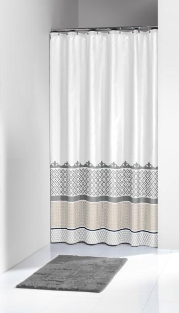 Κουρτίνα Υφασμάτινη «Marrakech Silver» Sealskin – sealskin – 235281318