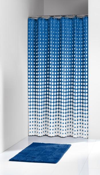 Κουρτίνα Υφασμάτινη «Speckles Royal Blue» Sealskin – sealskin – 233601323