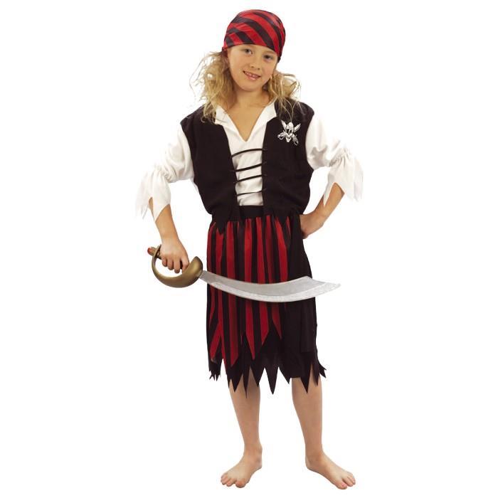Στολή Παιδική Πειρατίνα – OEM – 3.933