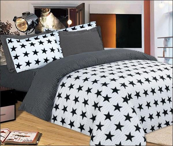 Le Blanc Σετ Κουβερλί Υπέρδιπλο Star - Le Blanc - star-k2 λευκα ειδη υπνοδωμάτιο κουβερλί διπλά   υπέρδιπλα