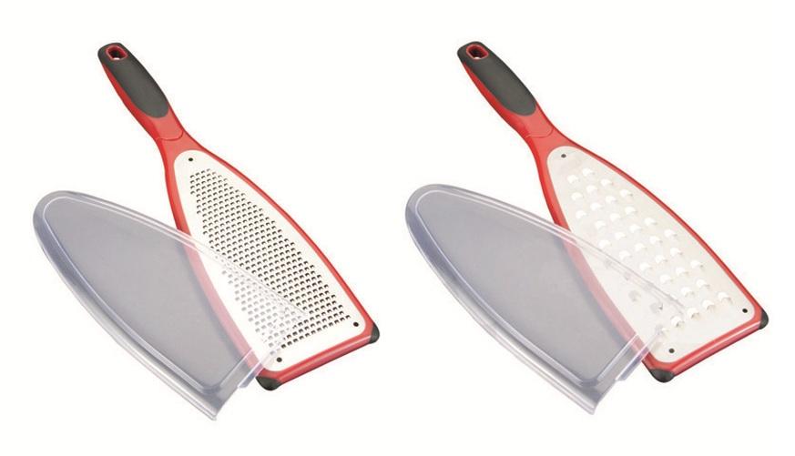 ΣΕΤ Τρίφτες Κουζίνας με diamond λάμες - METALTEX - 238212-238214 κουζινα εργαλεία κουζίνας