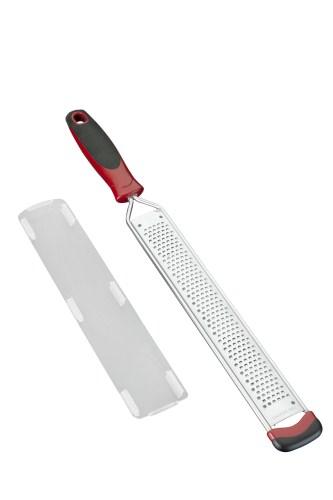 Τρίφτης Μακρόστενος με diamond λάμες - METALTEX - 238216 κουζινα εργαλεία κουζίνας