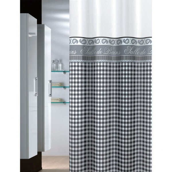 Κουρτίνα Μπάνιου Υφασμάτινη Country Style Joy Bath - Joy Bath Accessories - coun μπανιο κουρτίνες μπάνιου