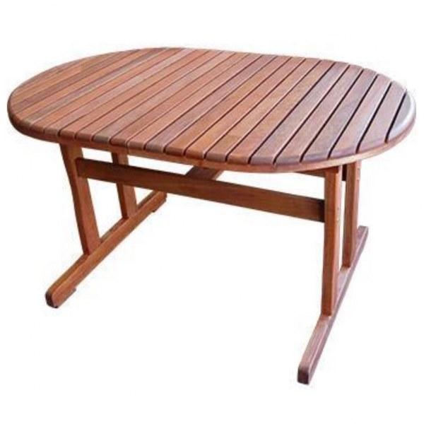 Τραπέζι Επεκτεινόμενο Εξωτερικού Χώρου Meranti-120 - OEM - meranti-120 κηποσ   βεραντα τραπέζια κήπου