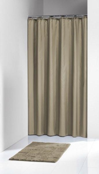 """Κουρτίνα Υφασμάτινη """"Madeira Sand"""" Sealskin (180x200εκ.) - sealskin - 238501365 μπανιο κουρτίνες μπάνιου"""