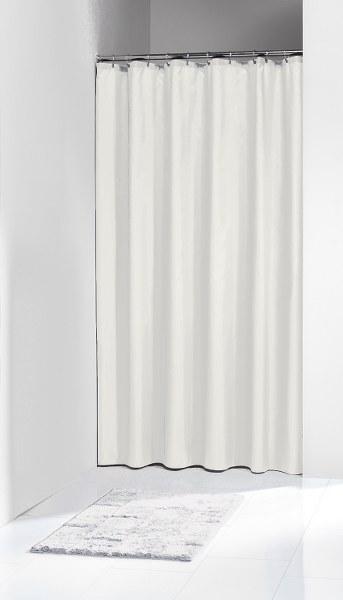 Κουρτίνα Πλαστική «Granada White» Sealskin (180×200εκ.) – sealskin – 217001310