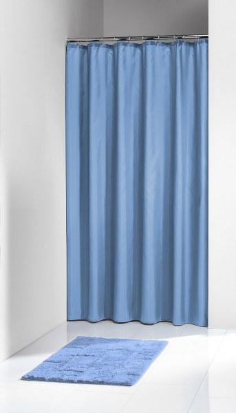 """Κουρτίνα Πλαστική """"Granada Blue"""" Sealskin (180×200εκ.) – sealskin – 217001321"""