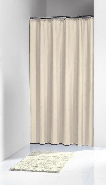 Κουρτίνα Μπάνιου Πλαστική «Granada Beige» Sealskin (180×200εκ.) – sealskin – 217001360