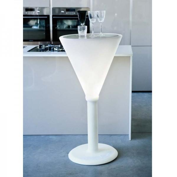 Τραπέζι Ρητίνης Φωτιζόμενο Margarita MRG 60 – OEM – MRG 60