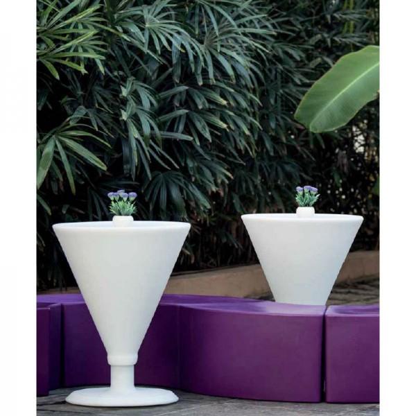Τραπέζι Ρητίνης Φωτιζόμενο Martinica MRG 60 – OEM – martinica