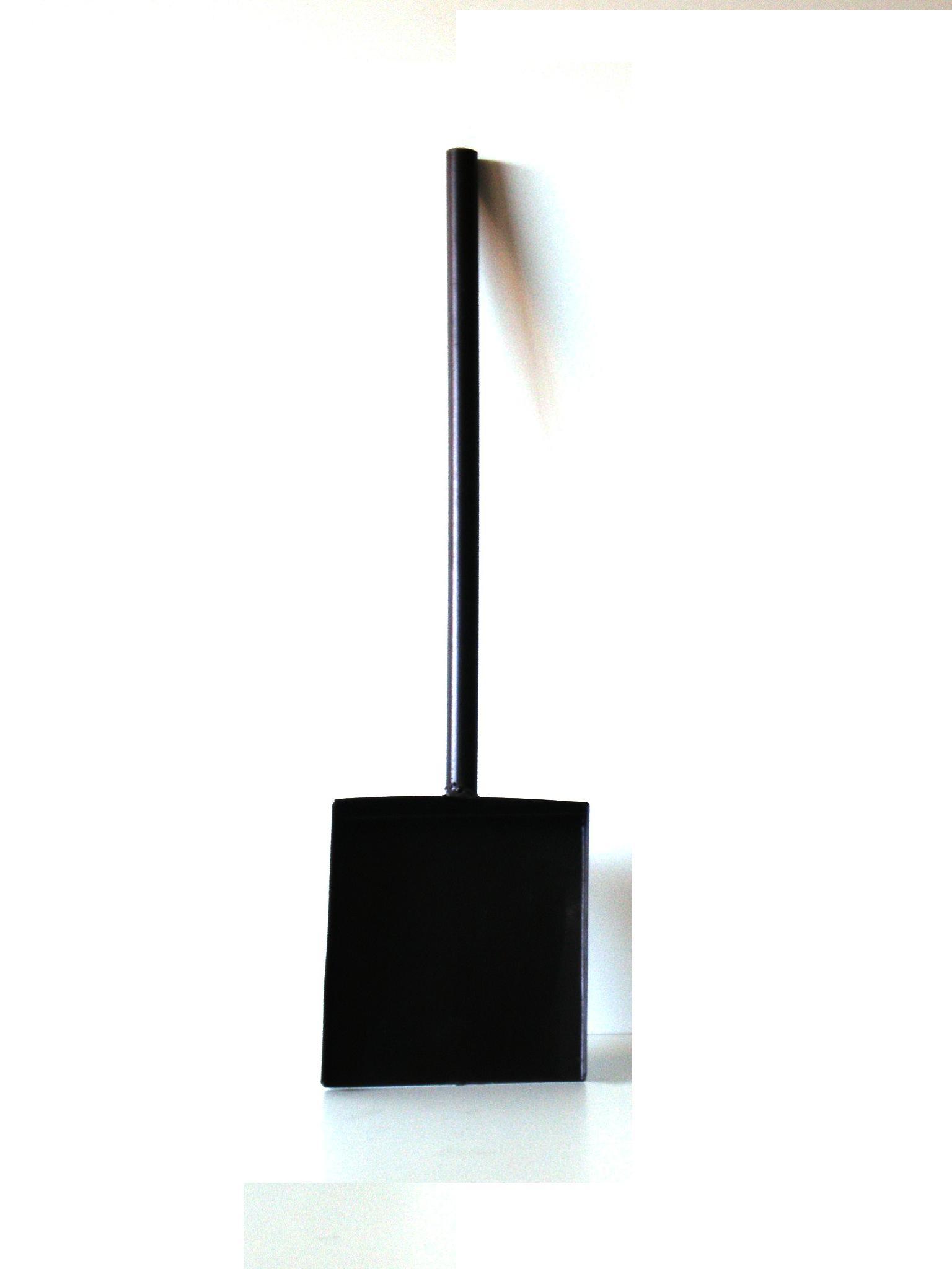 Φτυάρι Τζακιού Μαύρο Ψηλό - Β - 3-ex5