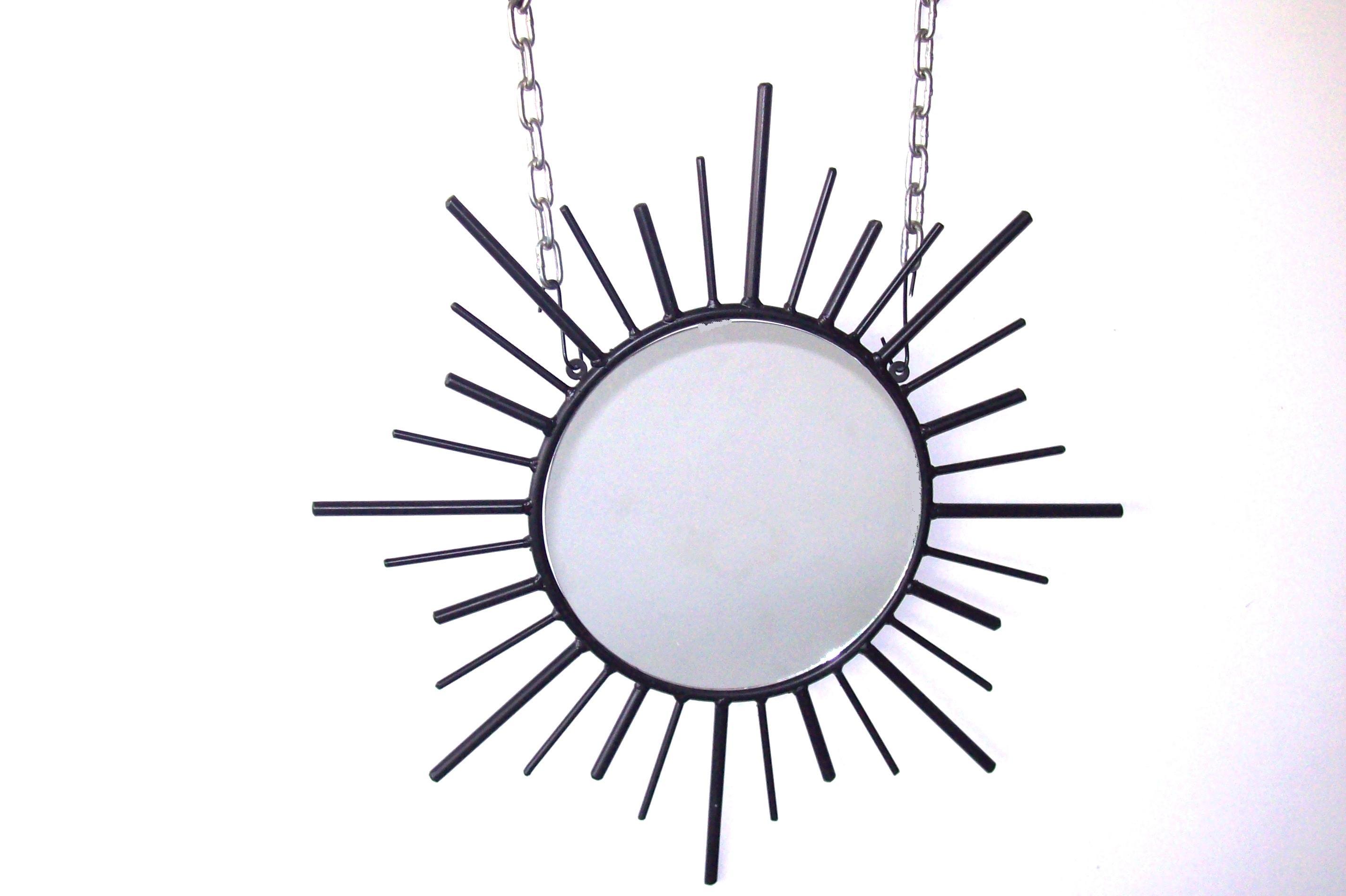 """Καθρέπτης Τοίχου «Ήλιος"""" – Β – 3-kath1"""