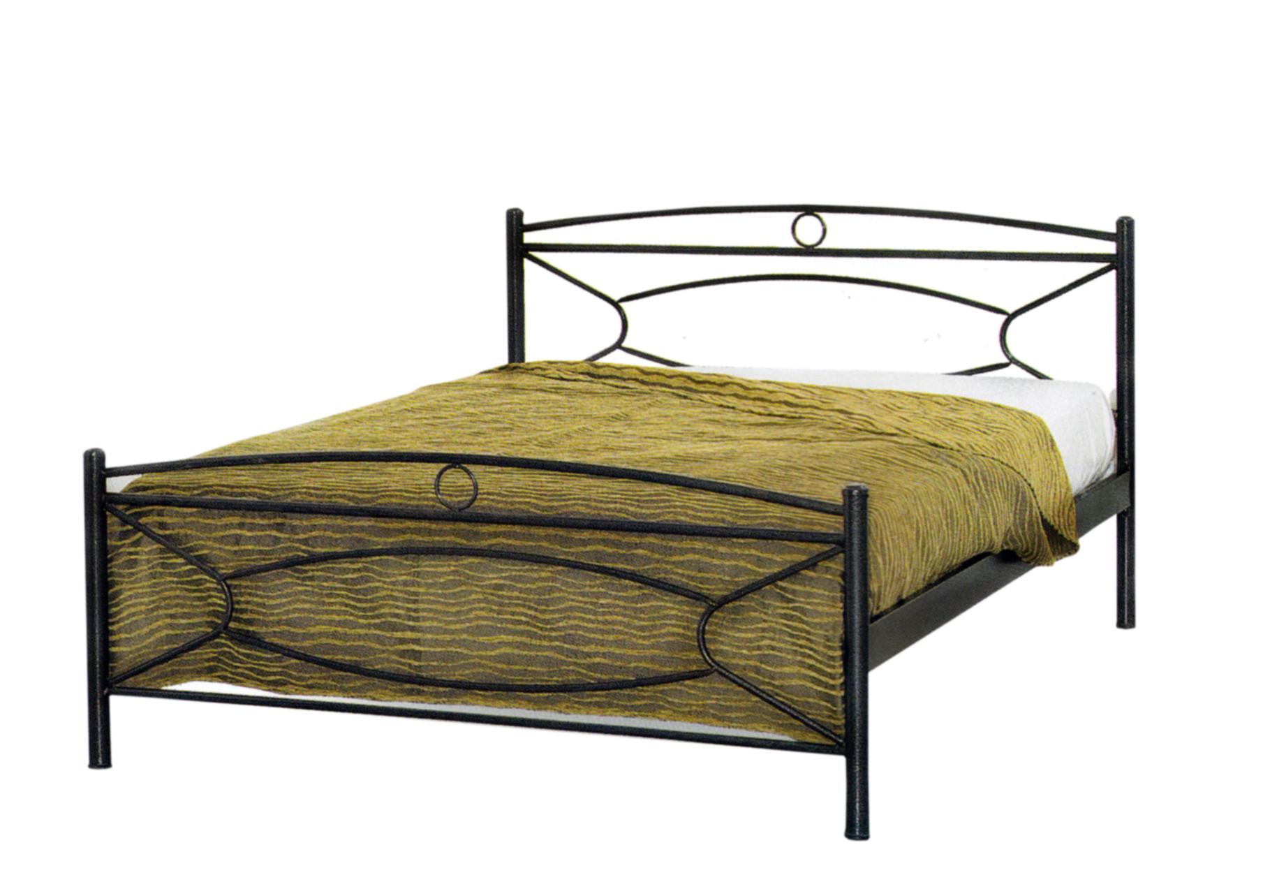 Κρεβάτι Σιδερένιο Διπλό 390 – Β – 3-390