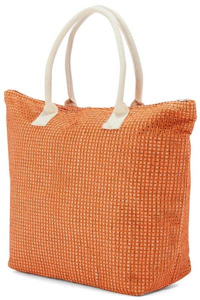 Τσάντα Θαλάσσης 51x17x38εκ. benzi 4703 Orange - benzi - BZ-4703-orange καλοκαιρινα  τσάντες θαλάσσης