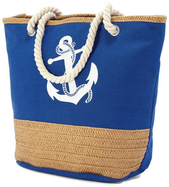 Τσάντα Θαλάσσης 47x25x37εκ. benzi 4773 Blue – benzi – BZ-4773-blue
