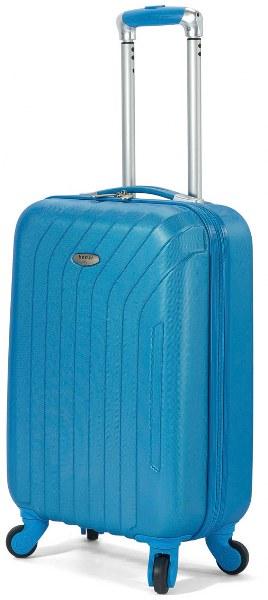 Βαλίτσα Καμπίνας Τρόλευ με 4 Ρόδες benzi 4603-50 Blue - benzi - BZ-4603/50-blue καλοκαιρινα βαλίτσες   τσάντες ταξιδίου