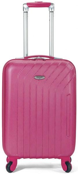 Βαλίτσα Καμπίνας Τρόλευ με 4 Ρόδες benzi 4603-50 Pink - benzi - BZ-4603/50-pink ειδη οικ  χρησησ βαλίτσες   τσάντες ταξιδίου