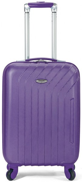 Βαλίτσα Καμπίνας Τρόλευ με 4 Ρόδες benzi 4603-50 Purple - benzi - BZ-4603/50-pur ειδη οικ  χρησησ βαλίτσες   τσάντες ταξιδίου