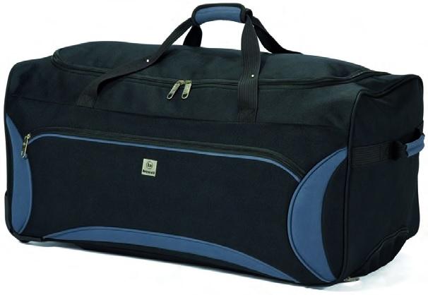Σακ Βουαγιάζ Τρόλευ με 2 Ρόδες benzi 3822 Black - benzi - BZ-3822-black ειδη οικ  χρησησ βαλίτσες   τσάντες ταξιδίου