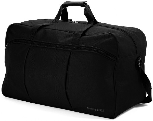 Σακ Βουαγιάζ benzi 3375 Black - benzi - BZ-3375-black ειδη οικ  χρησησ βαλίτσες   τσάντες ταξιδίου