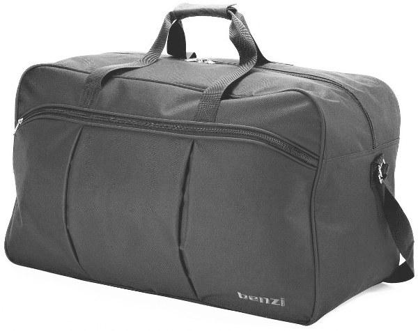 Σακ Βουαγιάζ benzi 3375 Grey - benzi - BZ-3375-grey ειδη οικ  χρησησ βαλίτσες   τσάντες ταξιδίου