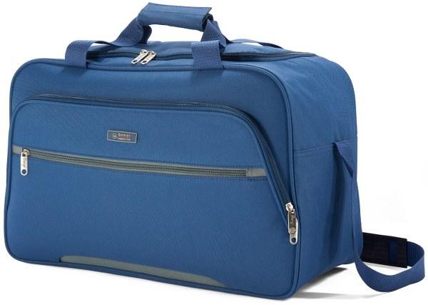 Σακ Βουαγιάζ benzi 5045 Blue - benzi - BZ-5045-blue ειδη οικ  χρησησ βαλίτσες   τσάντες ταξιδίου