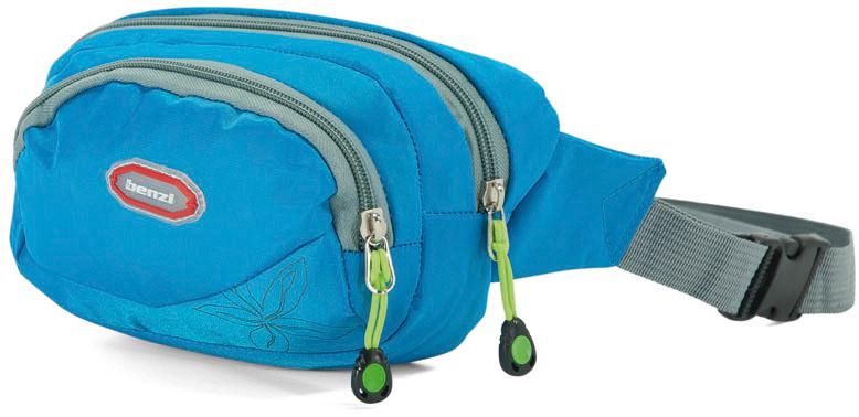 Τσαντάκι Μέσης benzi 4323 Ciel - benzi - BZ-4323-ciel καλοκαιρινα βαλίτσες   τσάντες ταξιδίου