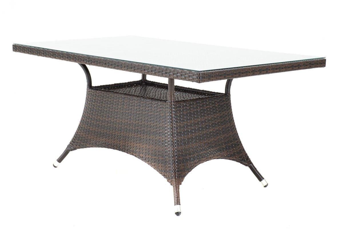 Τραπέζι Kήπου 'Roma» 140x80x74εκ. 116-000010 – OEM – 116-000010