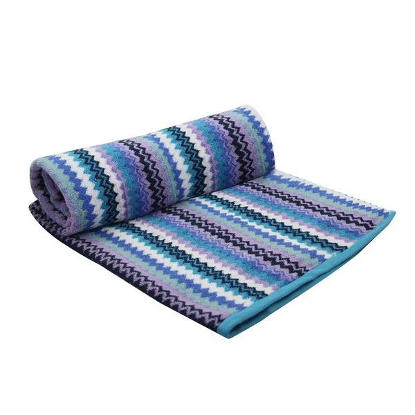 Πετσέτα Θαλάσσης Βαμβακερή Μπλε - OEM - petseta24-blue
