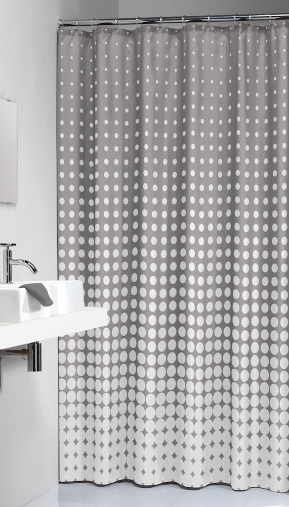Κουρτίνα Υφασμάτινη «Speckles Grey » 180×200εκ. Sealskin 233601314 – sealskin – 233601314