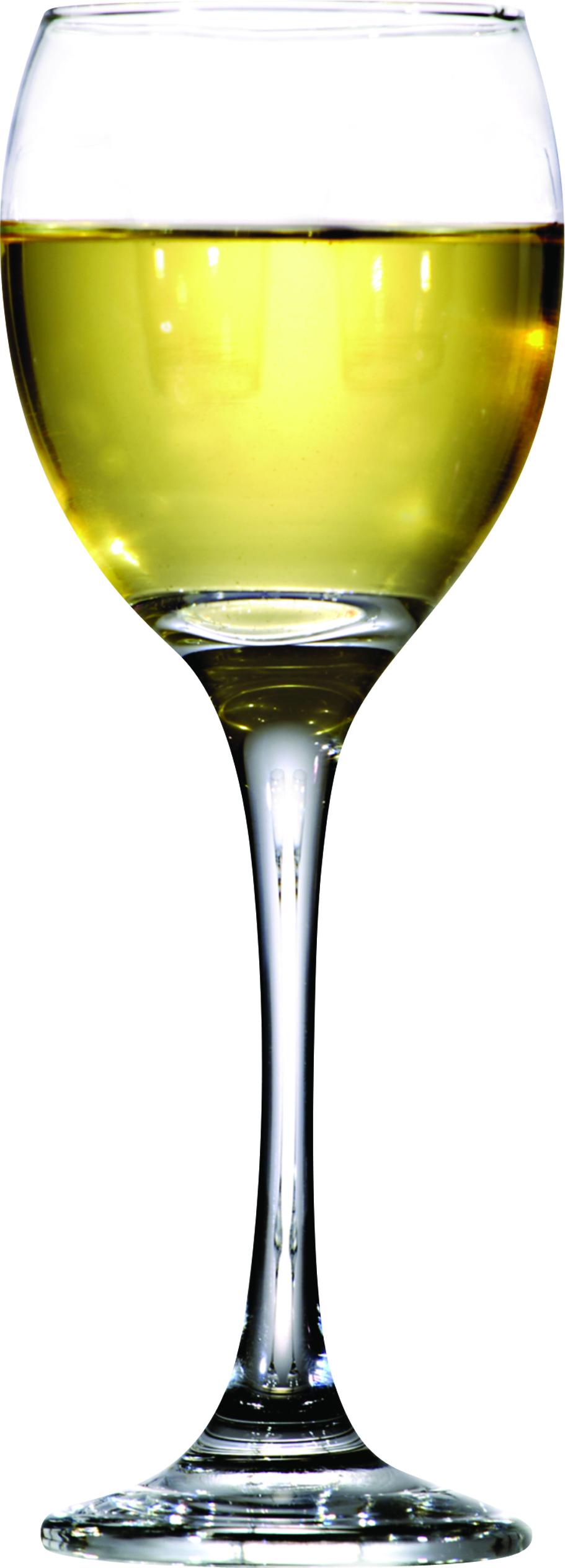 Ποτήρι Κρασιού Venue 245ml IZ VEN/553 (Υλικό: Γυαλί, Χρώμα: Διάφανο ) – EVE – 4-IZ VEN/553