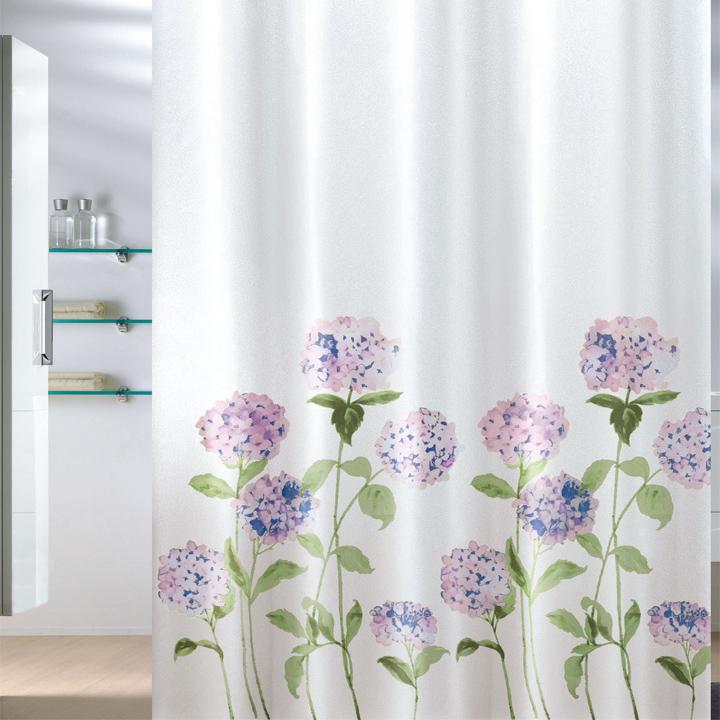 Κουρτίνα Μπάνιου Υφασμάτινη Ortansia Joy Bath - Joy Bath Accessories - ortansia μπανιο κουρτίνες μπάνιου