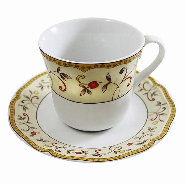 Σετ 6τμχ Φλυτζάνια Καφέ Πορσελάνης – AB – 6-803-coffee