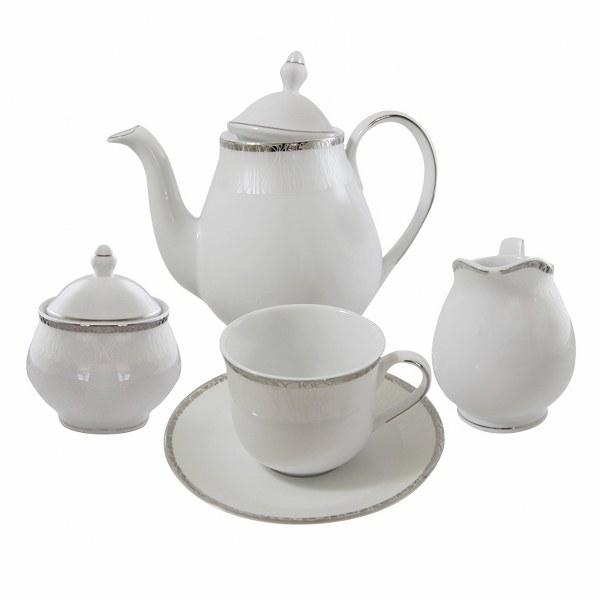 Σετ τσαγιού 9τμχ Πορσελάνης - AB - 6-590-tea-set  δώρα γάμου