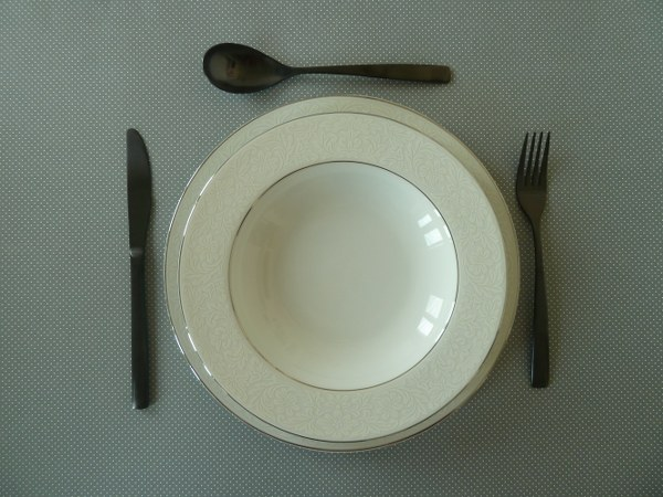 Σερβίτσιο Πορσελάνης Πλατίνα 72 Τεμαχίων - AB - 6-642-72 κουζινα πιάτα   σερβίτσια