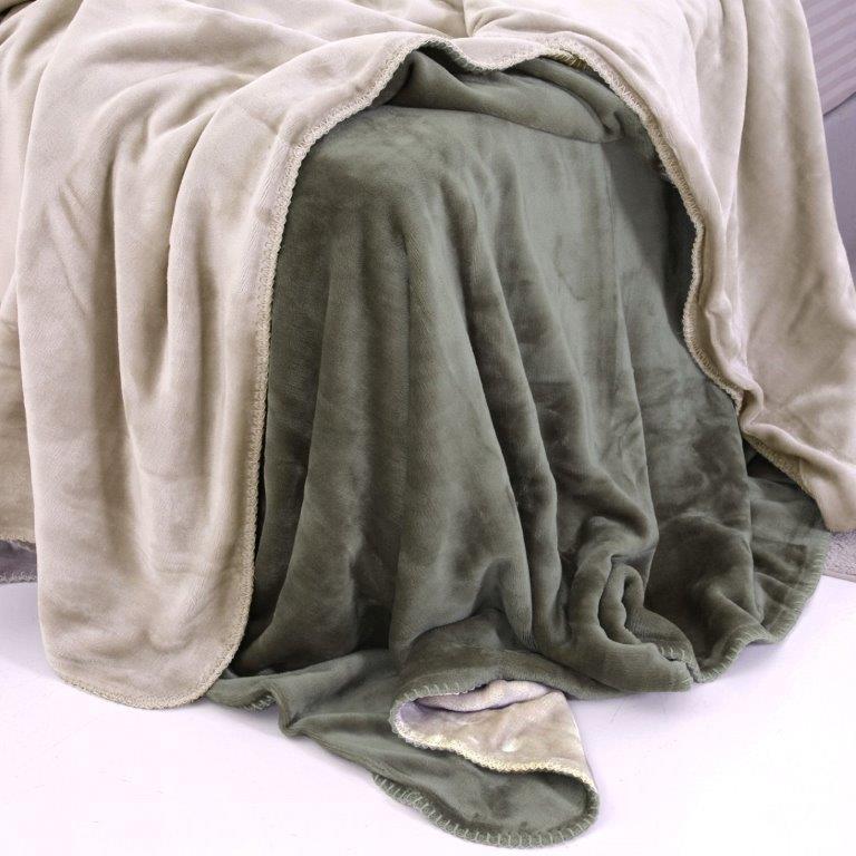 Κουβέρτα Μονή Fleece Abbracio Ivory Sb home – Sb home – abbracio-ivory