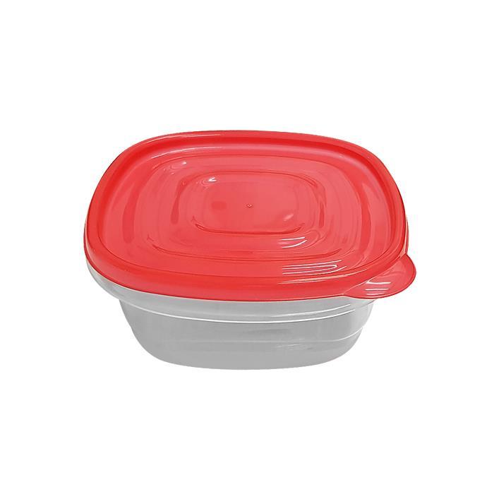 Δοχείο Φαγητού Πλαστικό 16x18x7,5εκ./1lt – OEM – 81.685