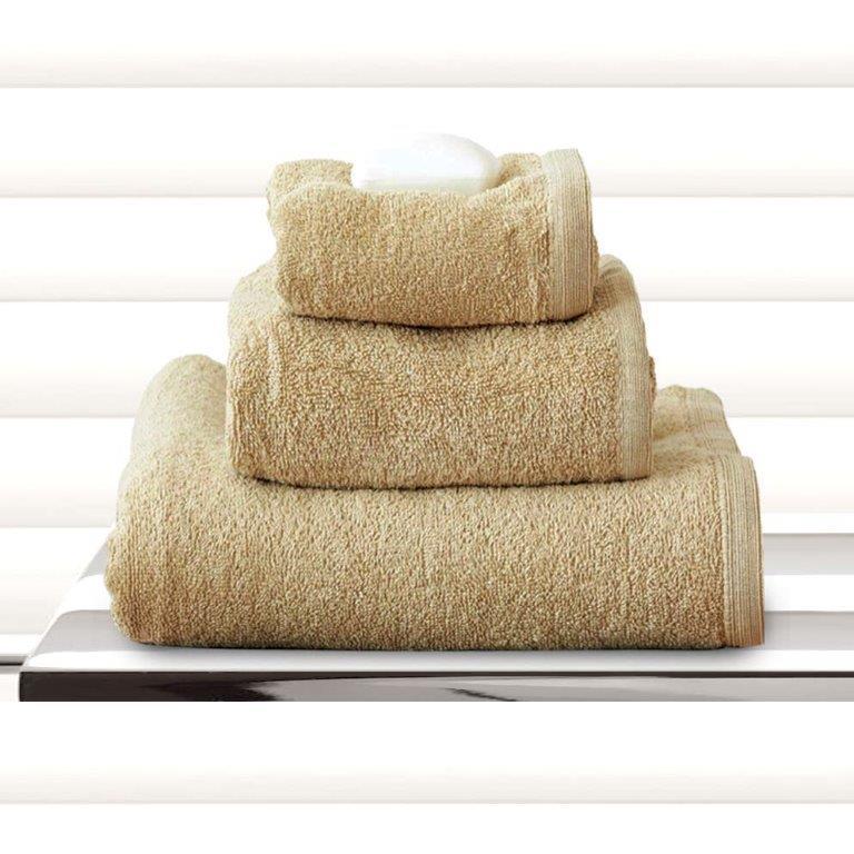 Σετ πετσέτες 3τμχ Primus Beige Sb home - Sb home - primus-beige-set λευκα ειδη mπάνιο πετσέτες μπάνιου
