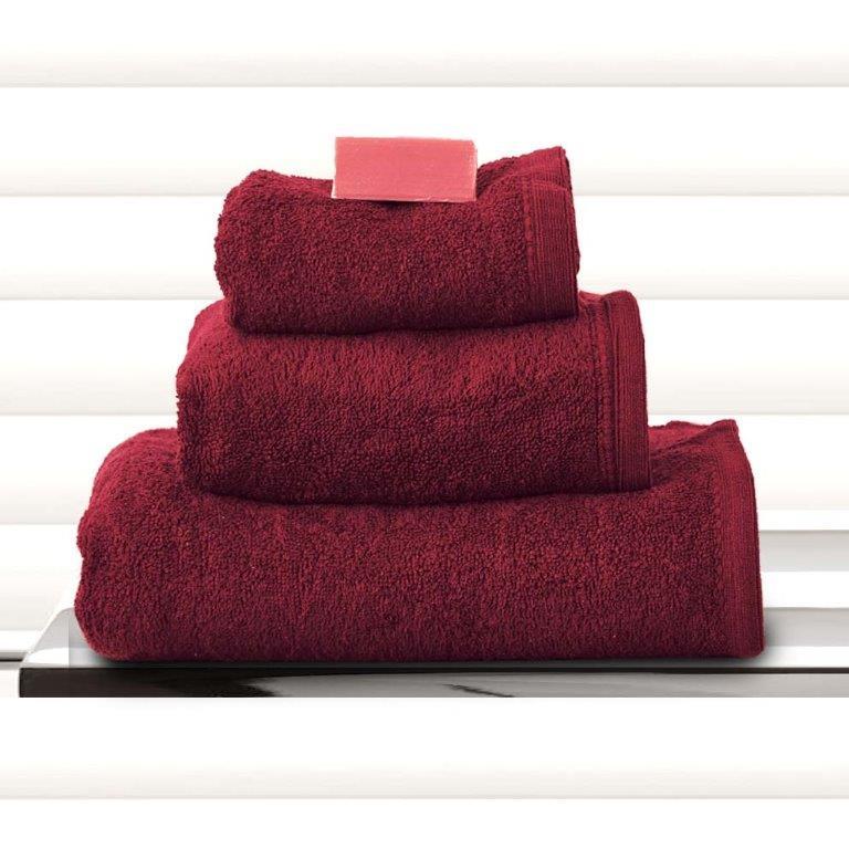 Σετ πετσέτες 3τμχ Primus Bordeaux Sb home - Sb home - 5206864040168 λευκα ειδη mπάνιο πετσέτες μπάνιου
